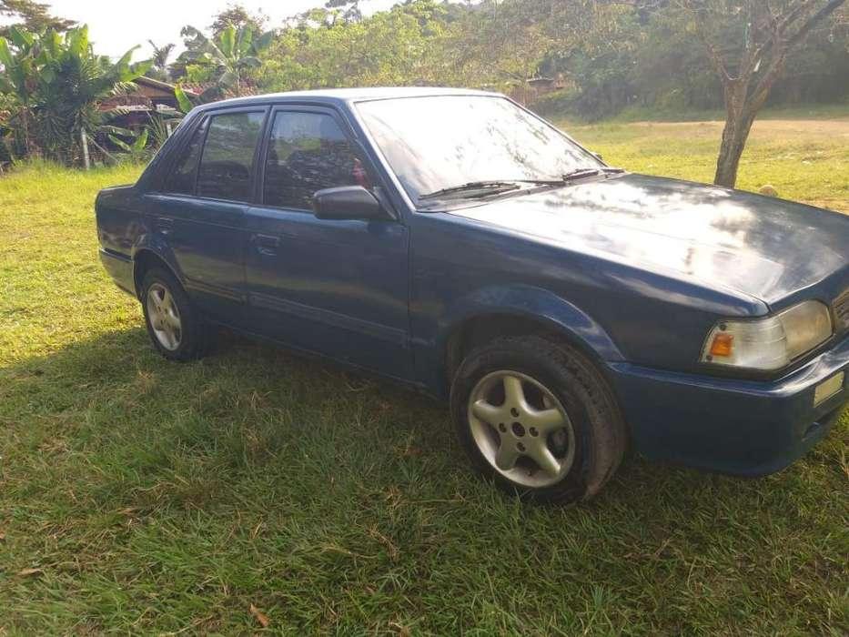 Mazda 323 1995 - 2200 km