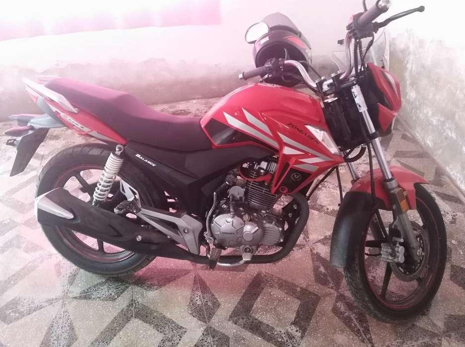 Vendo Moto Lineal Nueva Zongshen