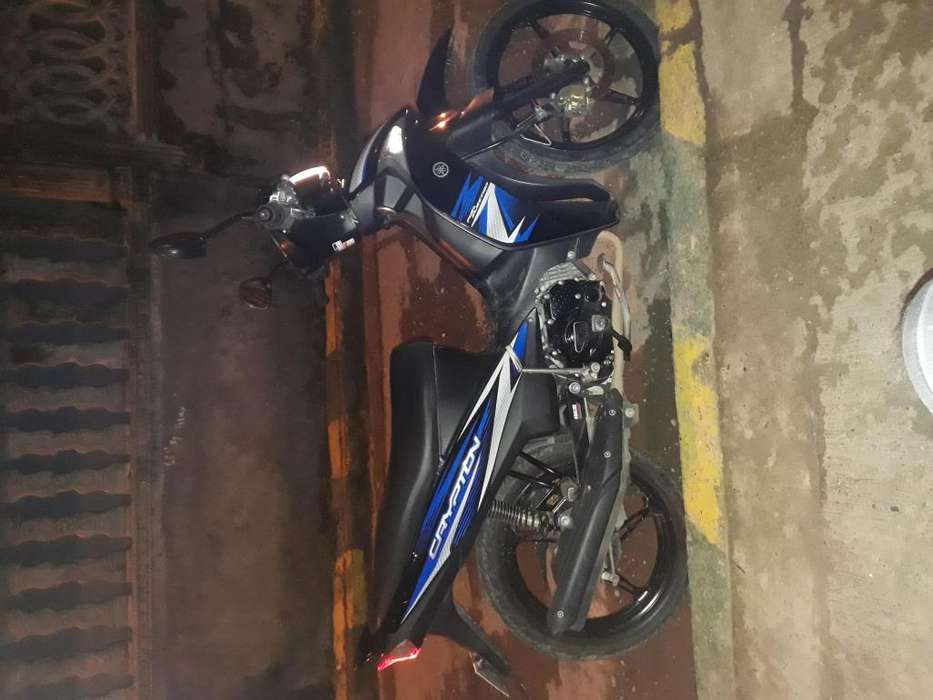 Crypton full injeccion mod 2018