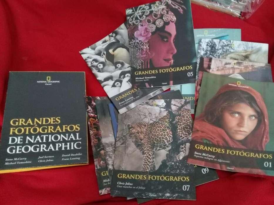 Colección Grandes Fotógrafos