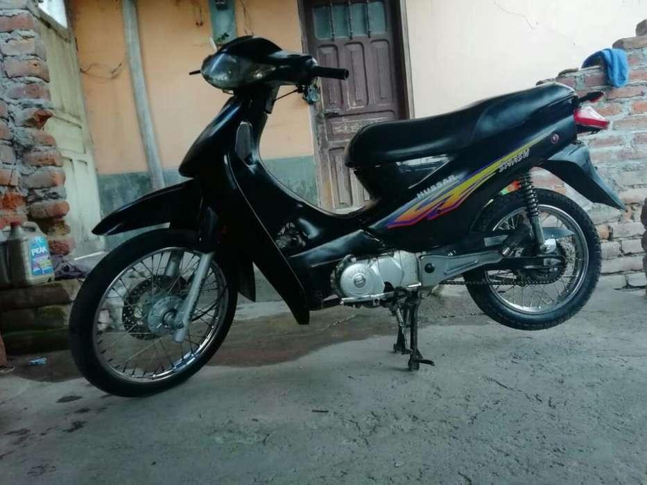 Vendo Moto Matricula Caida para El Campo