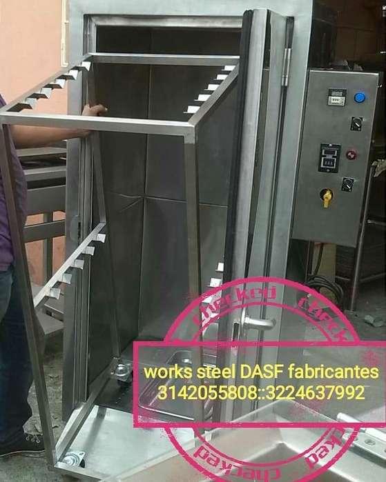silo 7: :fabricantes directos AHUMADOR CUTTER CLIPADORA HORNO DESPULPADORA