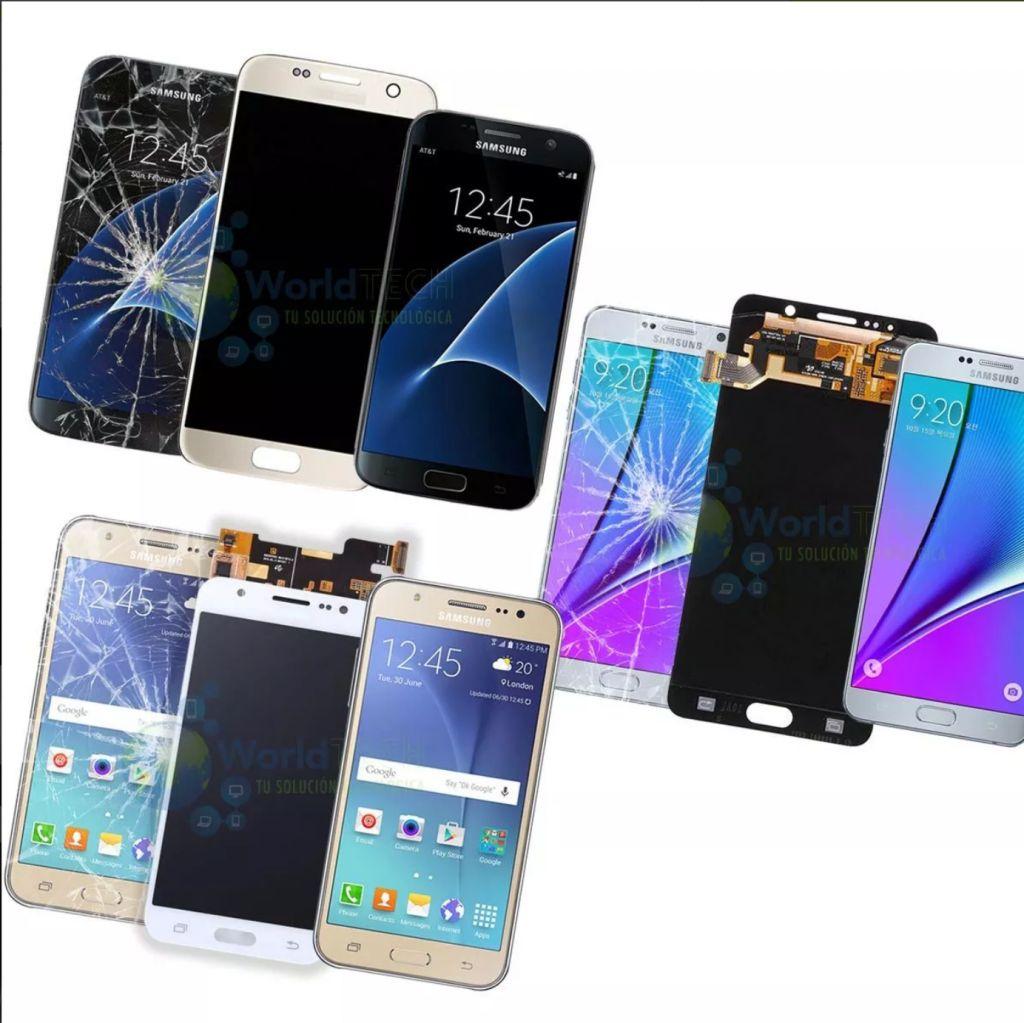 Display Pantalla Lcd Samsung J5 Pro 2017 J530 Samsung J7 Pro 2017 J730
