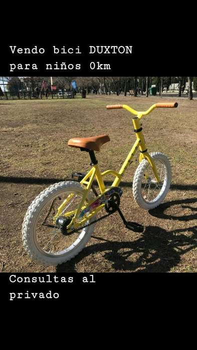Bici Duxton Niños