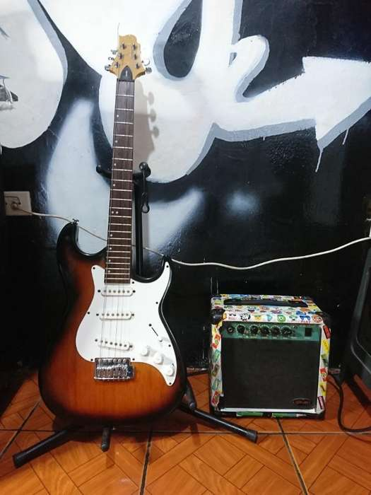 Se Vende Guitarra Eléctrica sin Cuerdas