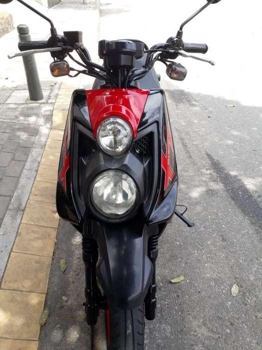<strong>yamaha</strong> Bws X 125 Modelo 2014