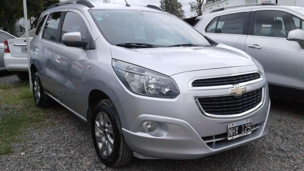 Chevrolet Spin 2013 - 124487 km