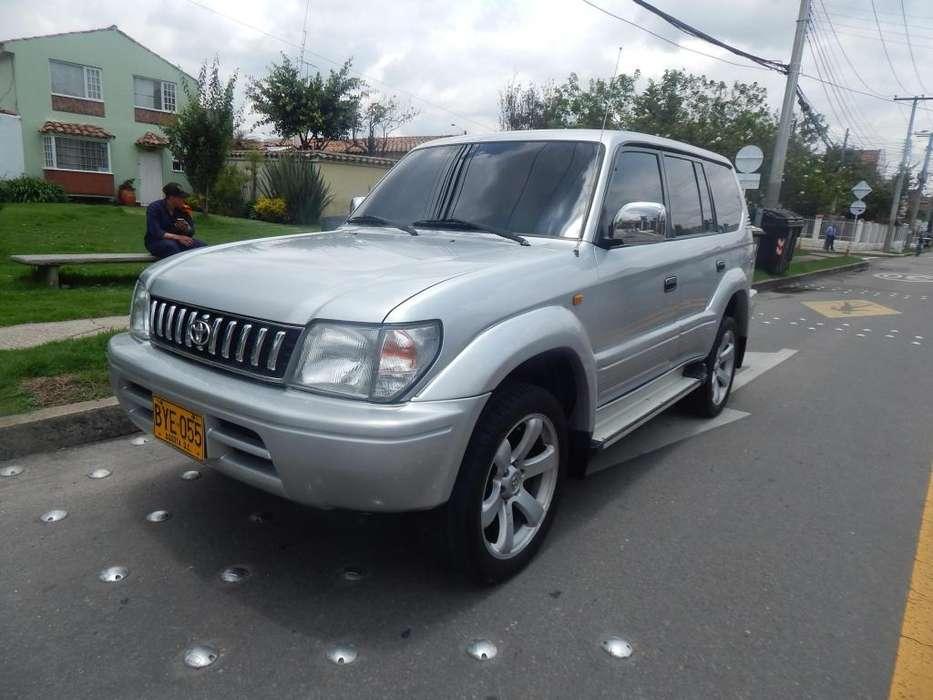 Toyota Prado 2007 - 118000 km