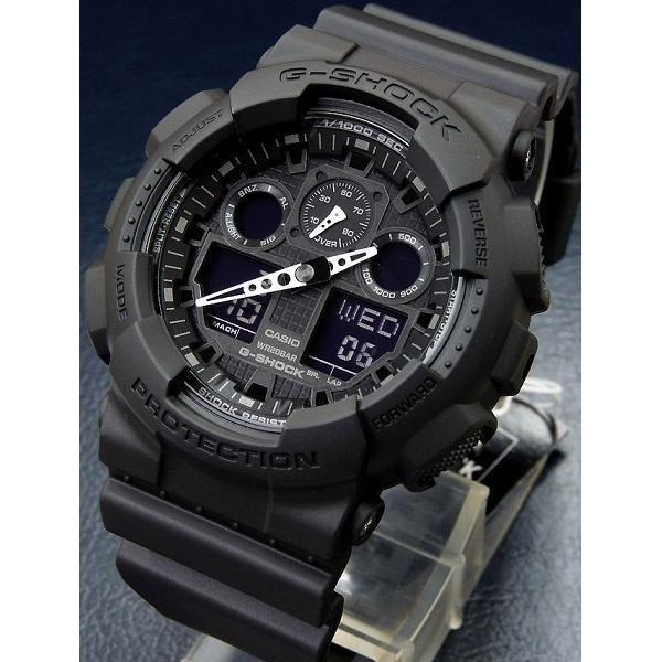 a84588c17fb5 Reloj Casio G Shock hombres Original Nuevo negro   camuflado  dorado ...