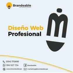 Diseño y Desarrollo de Páginas Web a Medida en Arequipa. Cel 950527734