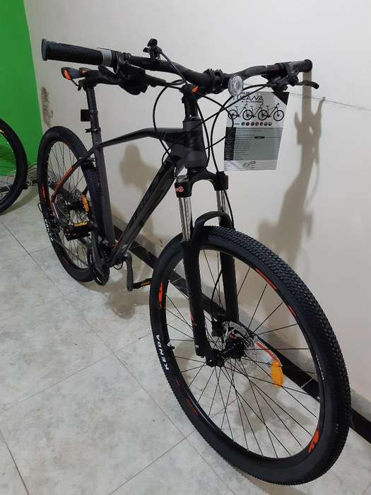 Vendo Bicicleta Optimus Tucana