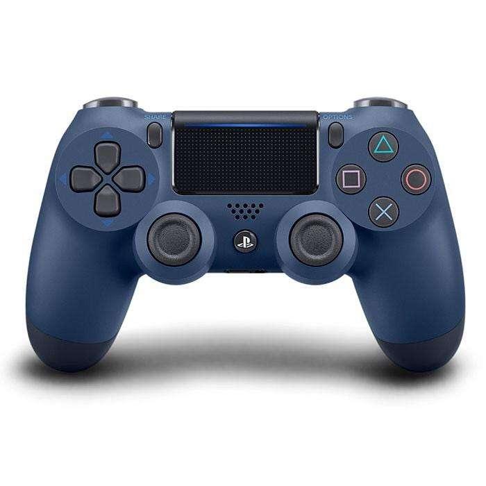 Control Ps4 Blue Midnigth (Nuevo) Promoc