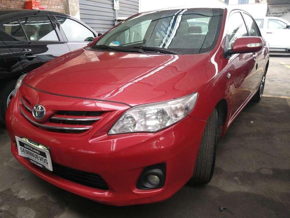 Toyota Corolla 2014 - 86500 km