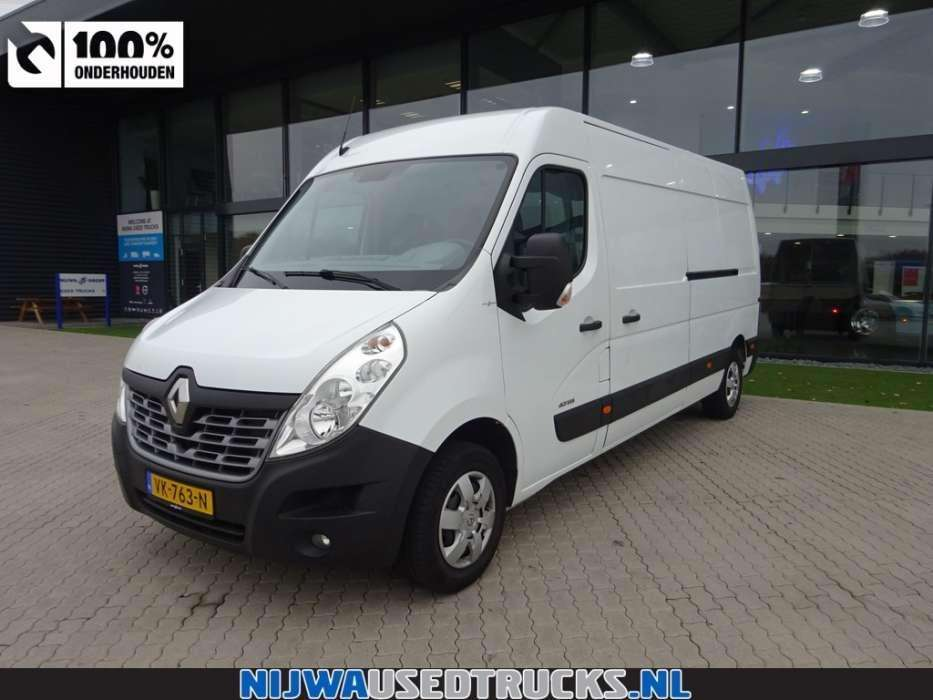 Renault Master T35 2.3 dCi L3H2 Navi Trekhaak - To be Imported