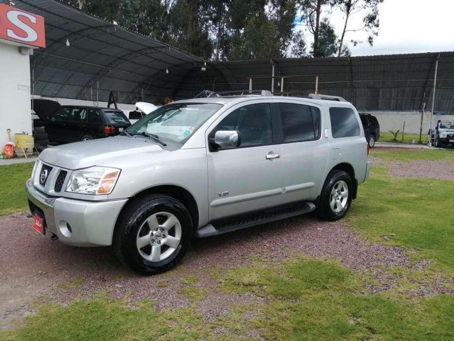 Nissan Armada 2006 - 61500 km