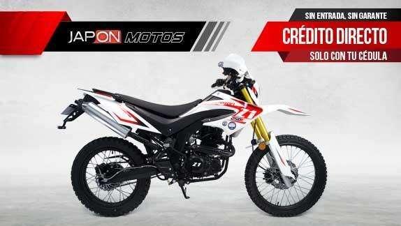 MOTO ENDURO Z1 CHAMPION 250E EL INCA