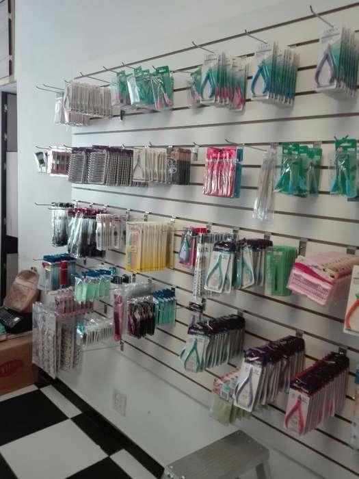 En venta Distribuidora de Productos de Belleza, accesorios y otros