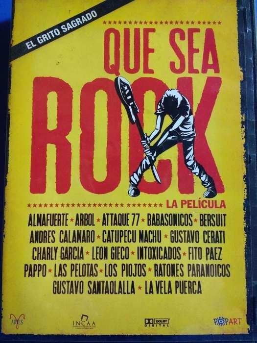 Que Sea Rock