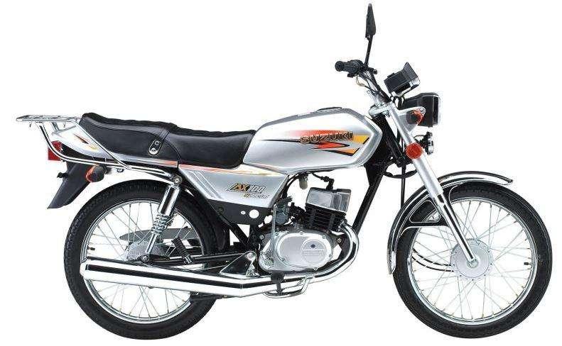 MOTO <strong>suzuki</strong> AX 100 Muñoz Marchesi Motos Corrientes
