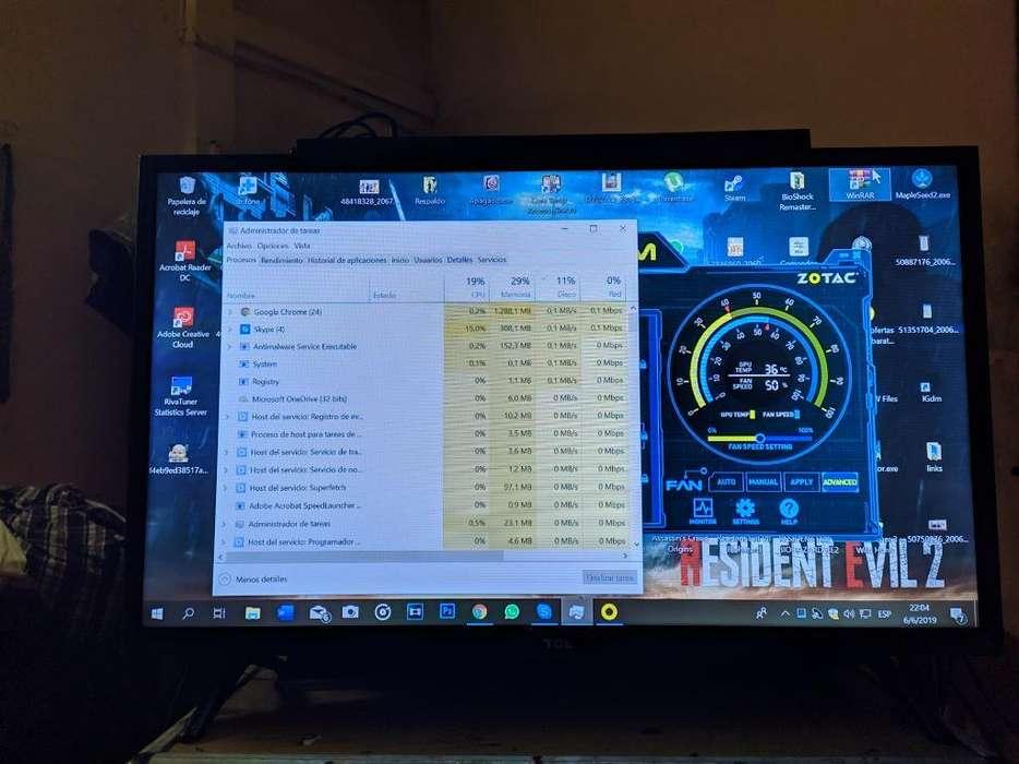 Smart Tv Tcl 32 P Fullhd 10/10