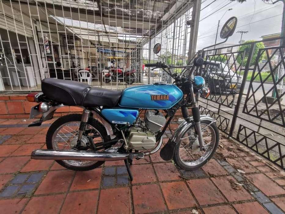 GANGAZO Vendo, cambio, permuto Yamaha 100 modelo 76