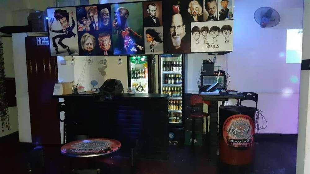 Vendo <strong>bar</strong> Karaoke en Cra 33 Bucaramanga