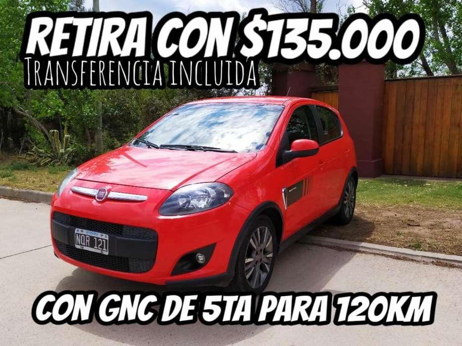 Fiat Palio 2014 - 84000 km