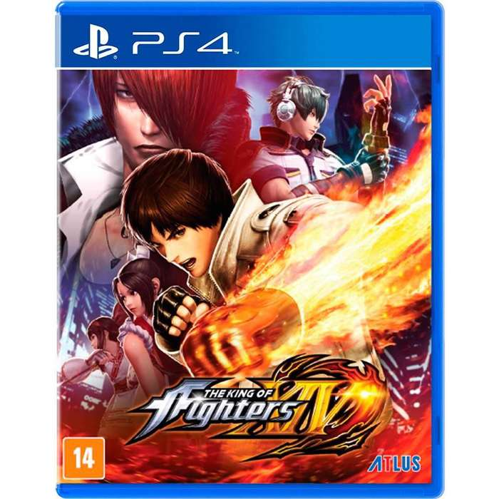 JUEGO PS 4 THE KING OF FIGHTERS 35 NEGOCIABLE