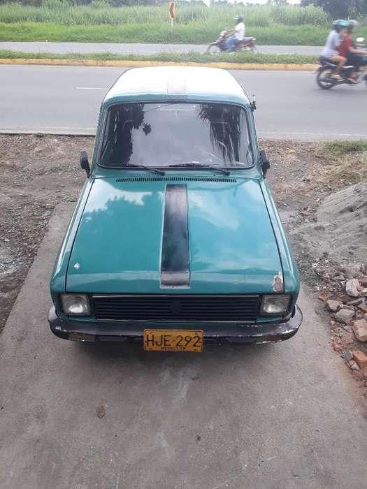 Renault R6 1983 - 46000 km