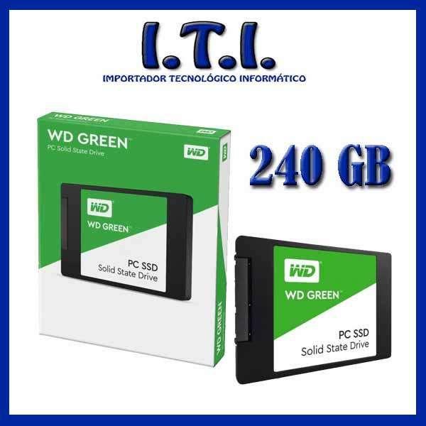 Disco de Estado Sólido WD 240 GB