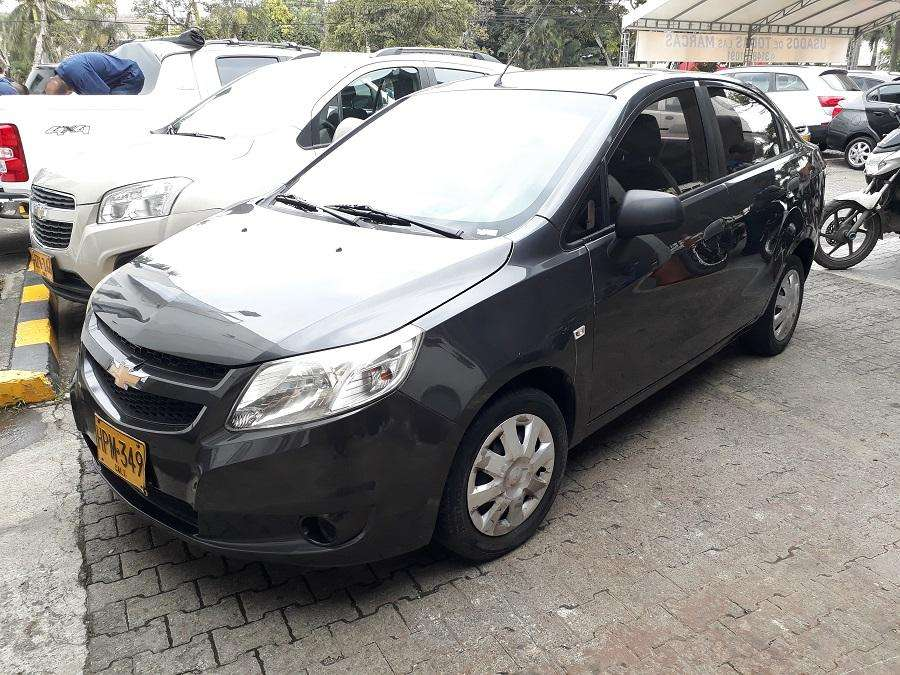 Chevrolet Sail 2014 - 96722 km
