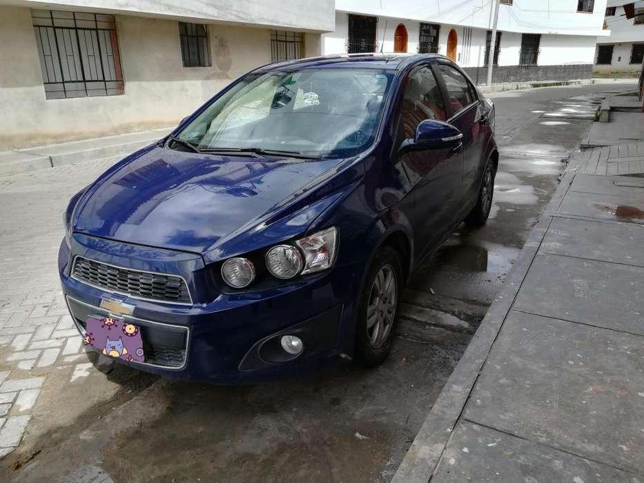 Chevrolet Sonic 2014 - 78000 km