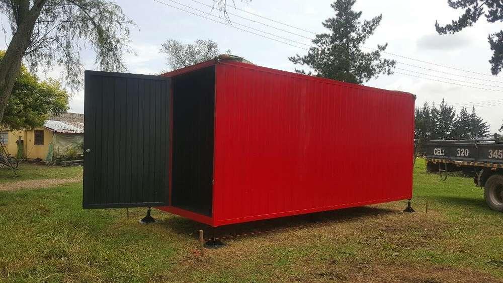 Contenedor Container