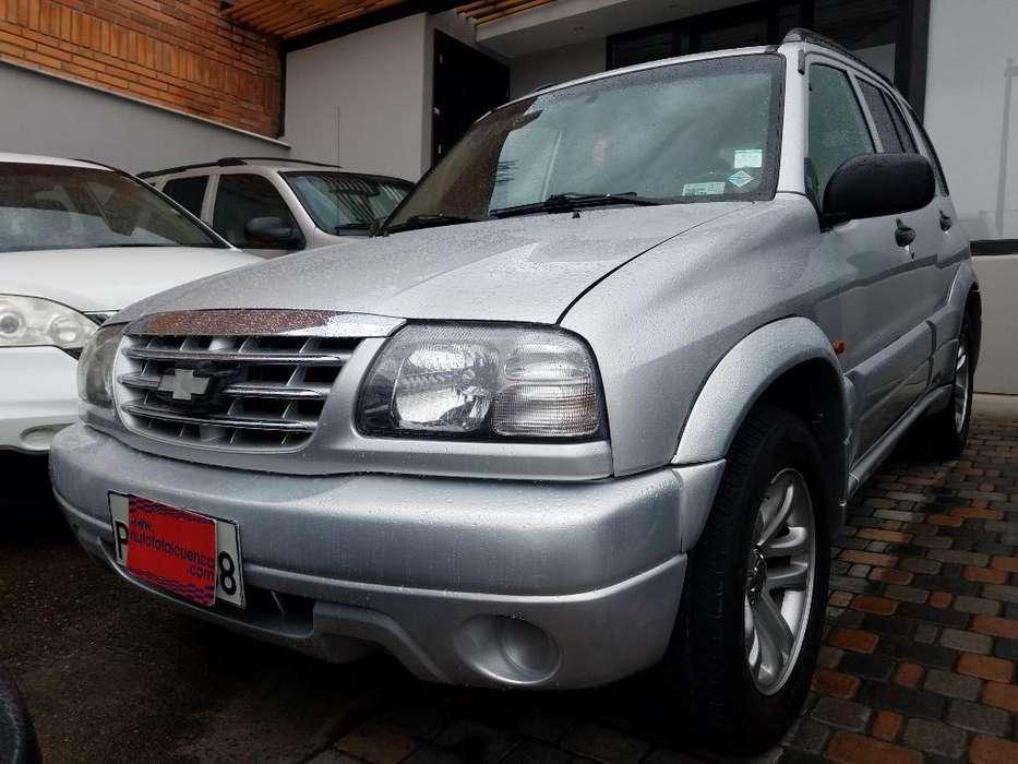 Chevrolet Grand Vitara 2008 - 140000 km