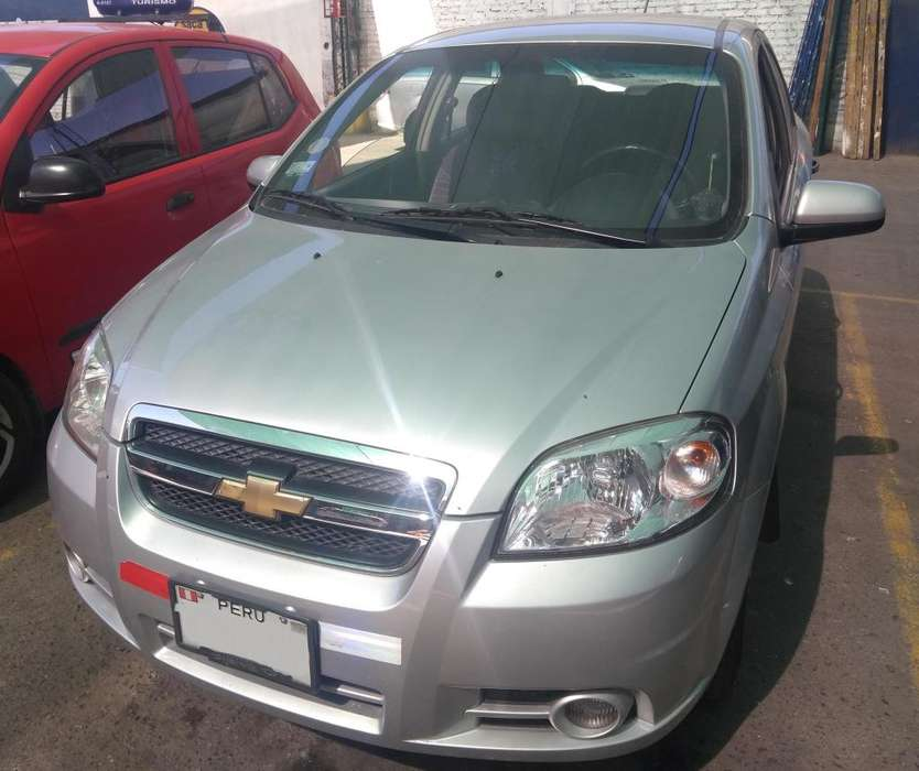 Chevrolet Aveo 2011 - 38900 km
