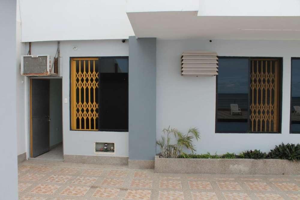 Alquiler de suite en Manta barrio murciélago
