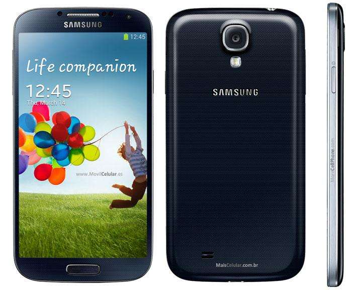 Celular Samsung I9500 S4 Galaxy Sd2gb LIBERADO