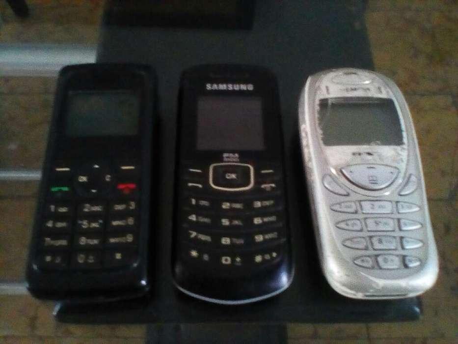 Samsung, Siemens Y Sagem