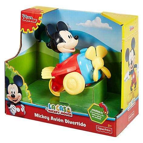 Mickey Aviador