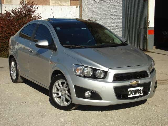 Chevrolet Sonic 2014 - 114000 km