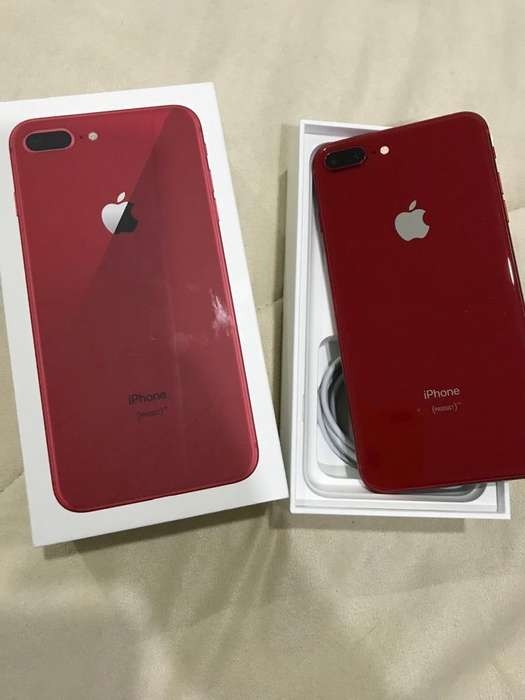 iPhone 8 Pluss Especial Red Edition