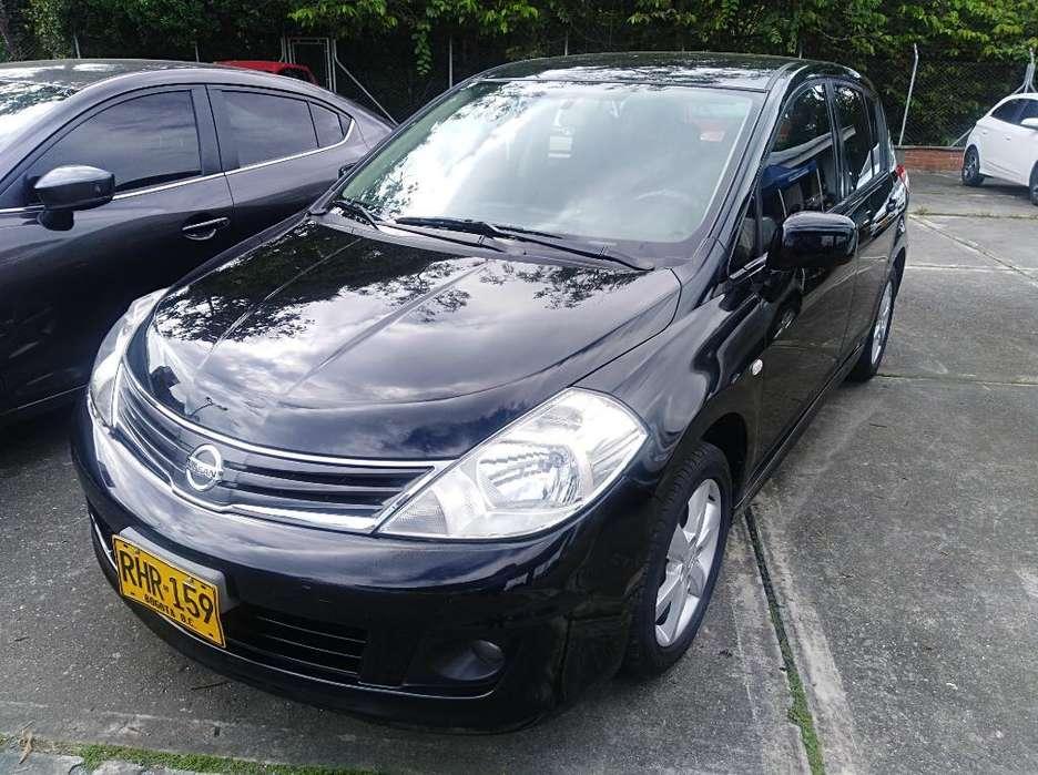 Nissan Tiida 2012 - 89261 km