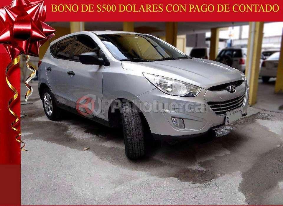 Hyundai Tucson 2011 - 95700 km