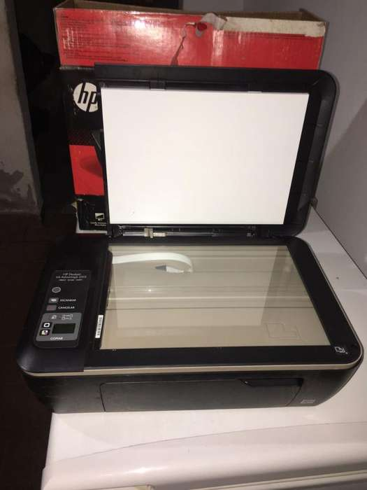 Vendo Impresora Hp 2515 Desktej Nueva