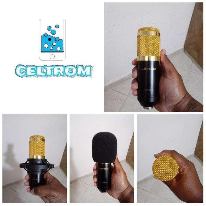 Vendo Micrófono Condensador