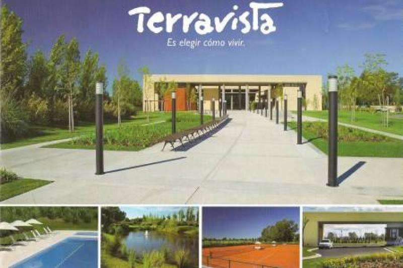 LOTE EN COUNTRY TERRAVISTA ANTICIPO Y FINANCIACION