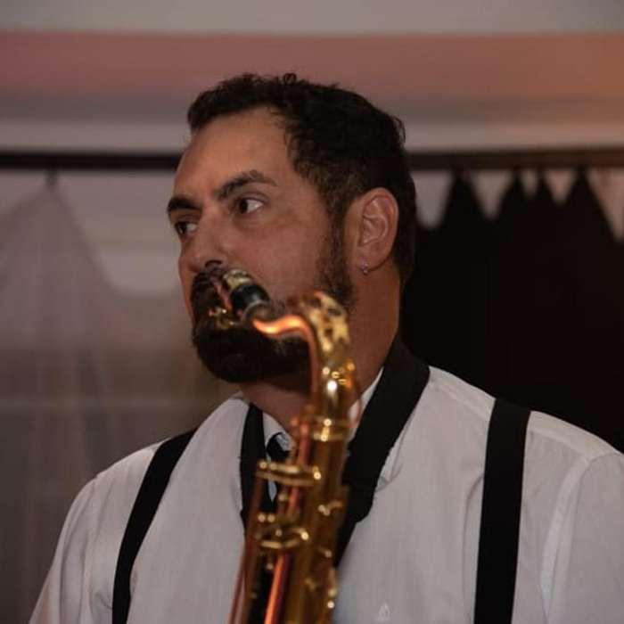 Show de Saxo (eventos,bodas,cumpleaños)