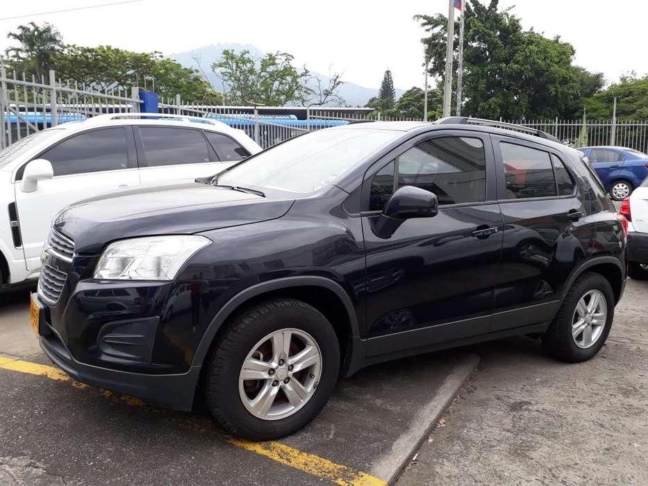 Chevrolet Tracker 2016 - 81215 km