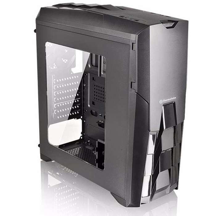 Gabinete <strong>pc</strong> Thermaltake Versa N25 Mid Tower
