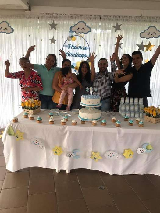 Animador Baby Shower